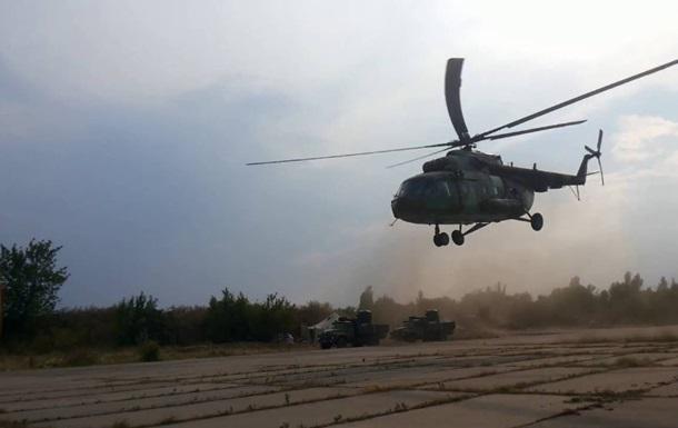 Падіння військового Мі-8: нові подробиці