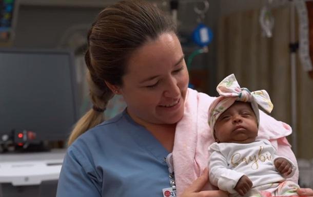 У США виходили найкрихітнішого новонародженого