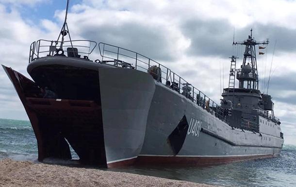 Морський спецназ провів навчання в Чорному морі