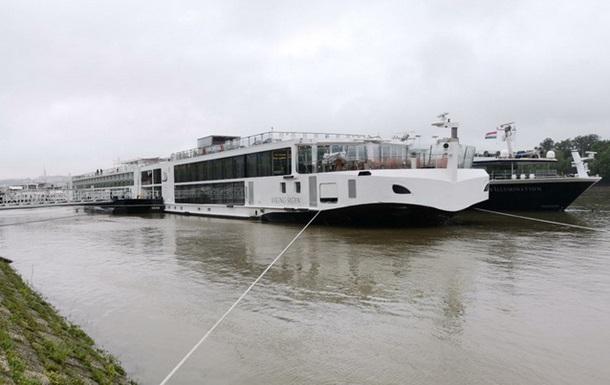 Капітан корабля, що врізався в теплохід у Будапешті, - українець