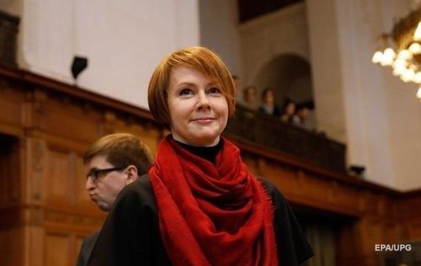 Зеленский назначил Зеркаль главой делегации в трибунале ООН