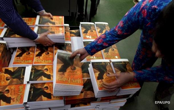 Создательница Гарри Поттера напишет еще четыре книги о чародействе