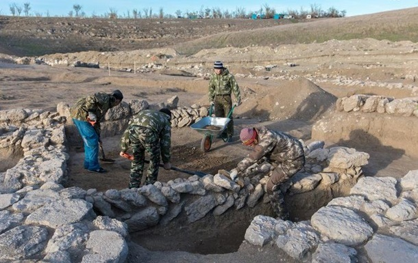 Kiev prepares sanctions against Russian archaeologists
