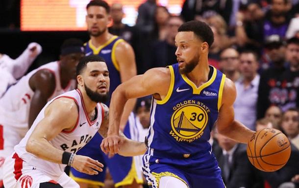 Торонто виграв у Голден Стейт перший матч фінальної серії НБА