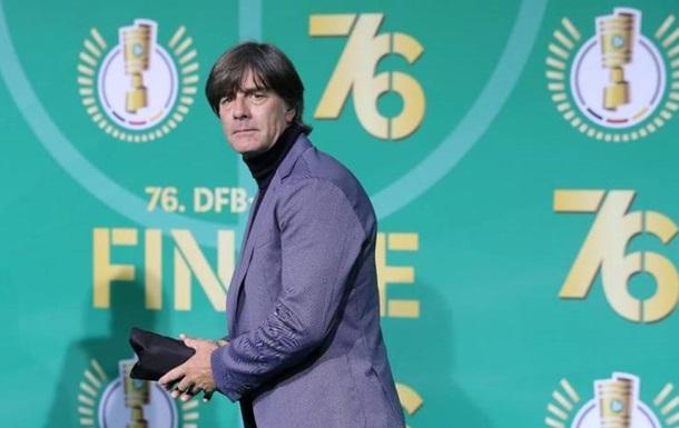 Лев попал в больницу и пропустит матчи сборной Германии в отборе на Евро-2020