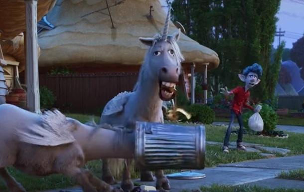 Анимация Вперед от Pixar: видео