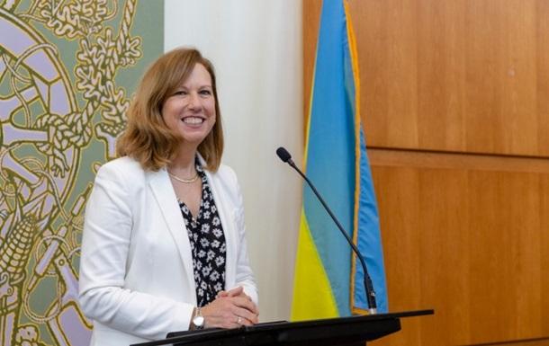 В Україну приїхала змінниця посла США