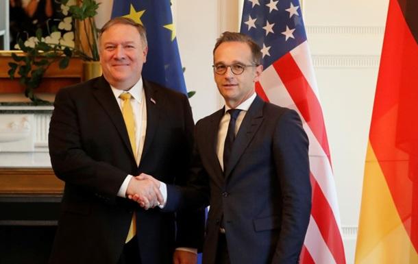 США і Німеччина обговорили Україну