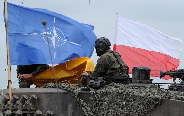 Военный контингент США в Польше увеличится на тысячу человек