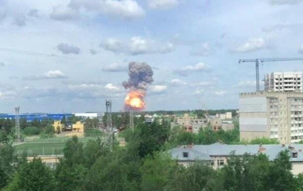 На оборонному заводі в РФ сталися потужні вибухи