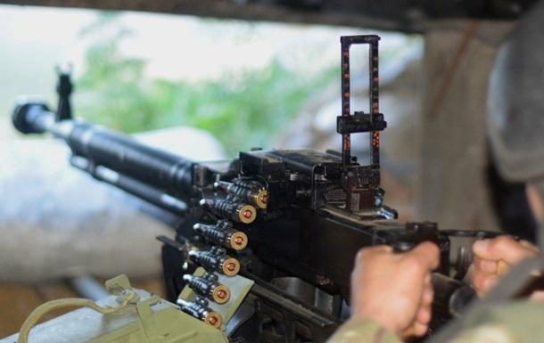 На Луганщині бойовики обстріляли підконтрольне їм селище!!!