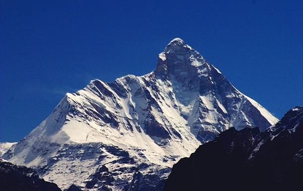 В індійських Гімалаях зникли вісім альпіністів