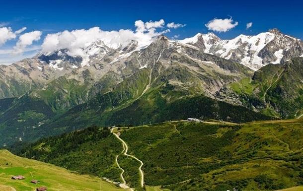 Франция изменила правила восхождения на Монблан