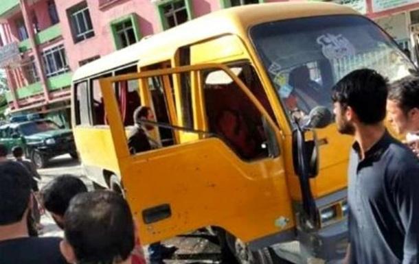 У Кабулі сталася серія вибухів, є жертви