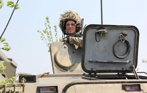Военные  уничтожили  десант противника в Приазовье