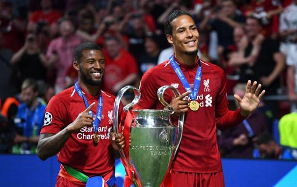 УЄФА назвав символічну збірну Ліги чемпіонів