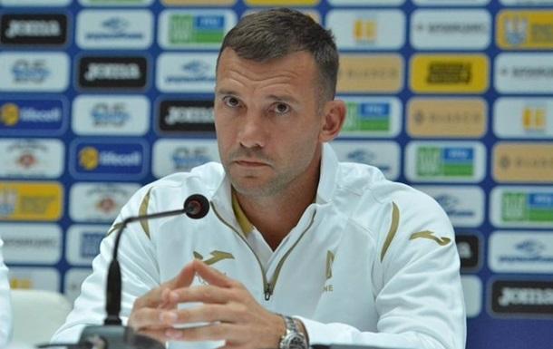 Шевченко: Мы настраиваемся на две тяжелые для нас игры
