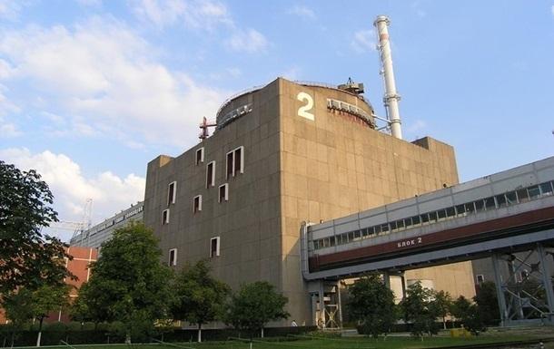 Запорізька АЕС відключила п ятий енергоблок