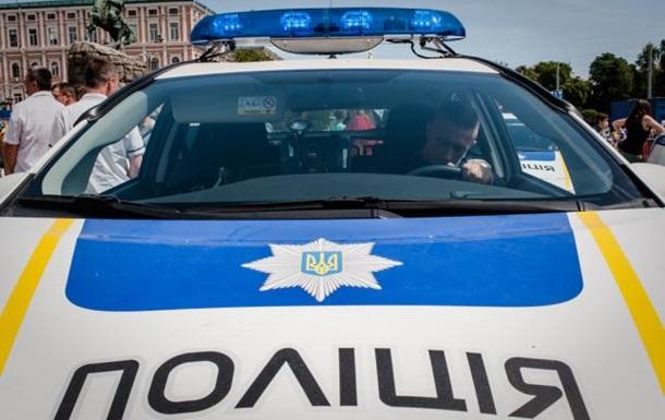 Під Києвом патрульні збили дитину на пішоході