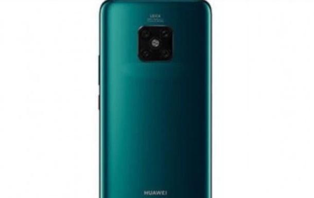 Huawei готує випуск першого флагмана на новій ОС