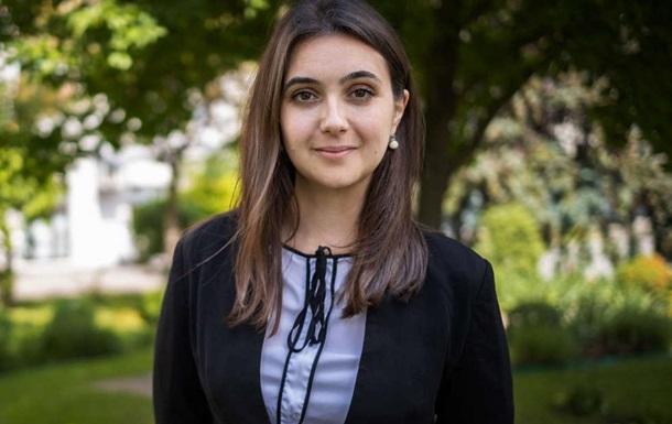 Юлия Мендель. Пресс-секретарь Зеленского