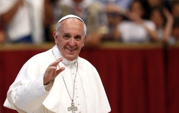 Папа Франциск передав побажання Зеленському