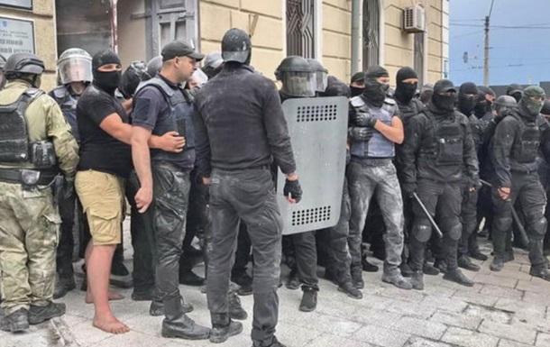 Одесский медуниверситет захватили рейдеры - Супрун
