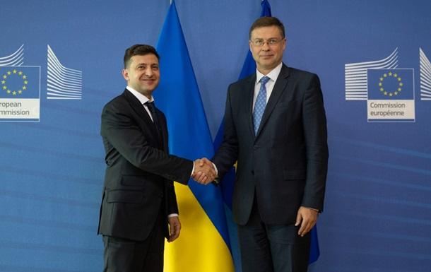 В ЕК объяснили, когда Украина получит второй транш