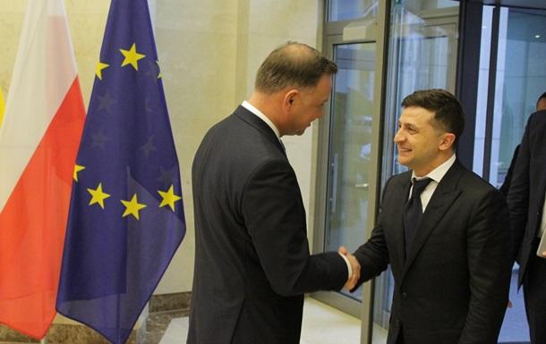 Зеленський заявив про потребу протидії Північному потоку-2