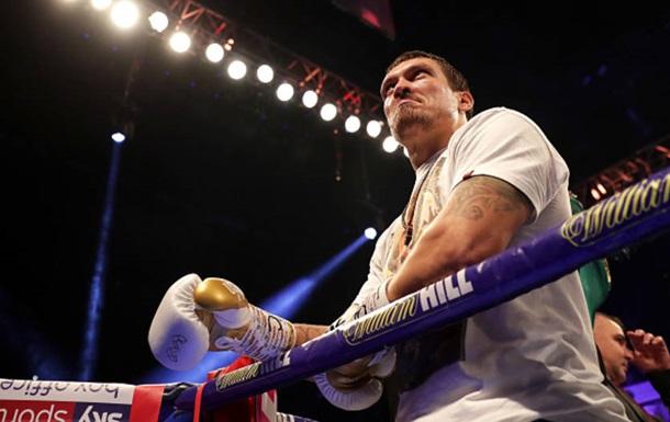 Усика лишили титула WBC в связи с его дебютом в супертяжах