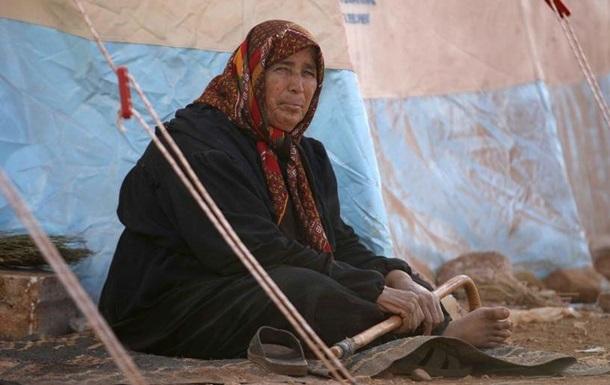 В ООН заявляють про сотні тисяч біженців у сирійському Ідлібі