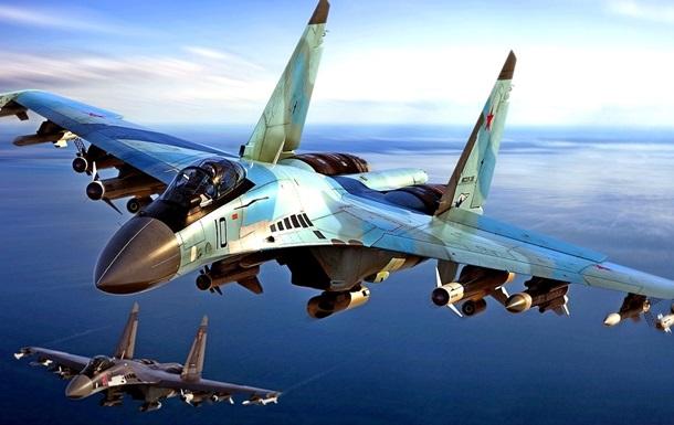 США заявили про  небезпечне  перехоплення літака російським винищувачем