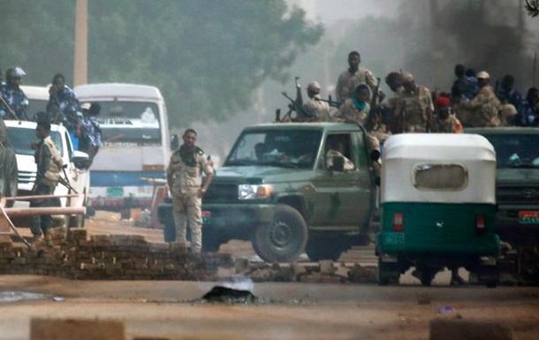 Розгін акції протесту в Судані: кількість загиблих зросла до 60