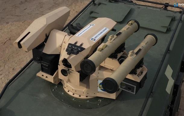 В Україні успішно випробували бойовий модуль Serdar