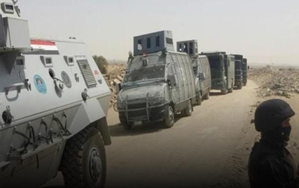 В Египте боевики убили восемь полицейских