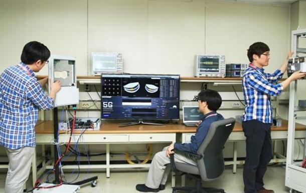 Samsung начала разрабатывать сеть 6G