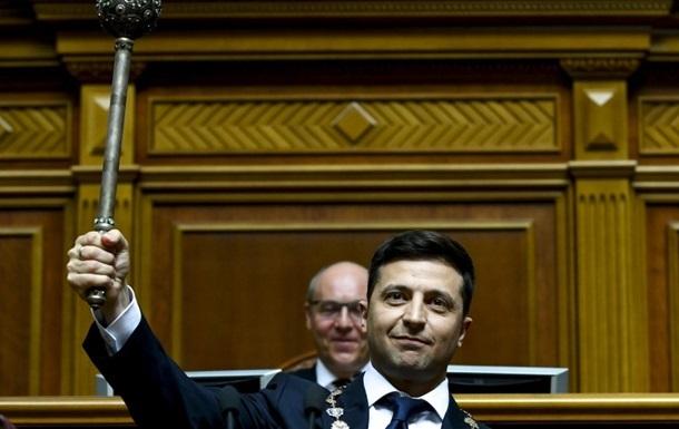 Зеленский назвал бунтом  игнор  его инициатив в ВР