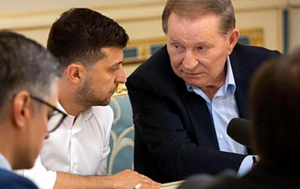 Кучма вернулся в трёхстороннюю группу по Донбассу, но при чем тут Пинчук?