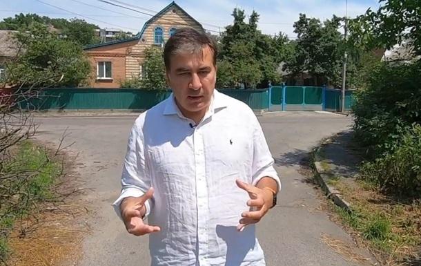 Саакашвілі відповів на пропозицію Кличка очолити УДАР