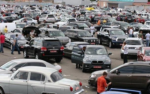 В Україні ринок уживаних авто зріс на 600%