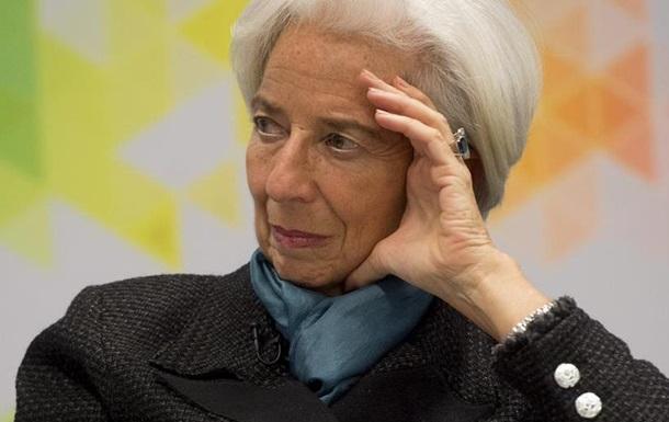 МВФ не бачить причин для глобальної рецесії