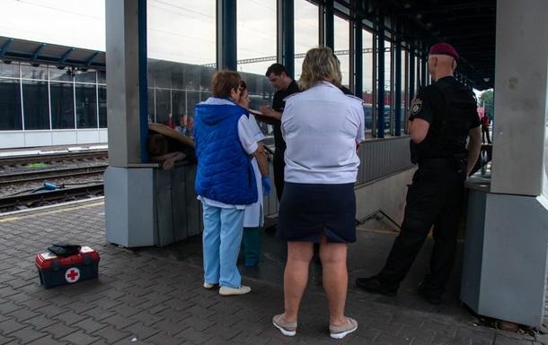 На залізничному вокзалі Києва знайшли труп