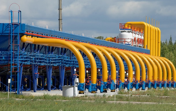 Транзит российского газа через Украину увеличился