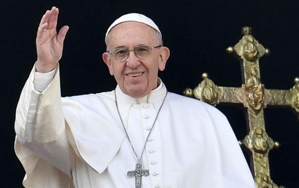 Папа Римський змінив текст молитви Отче наш
