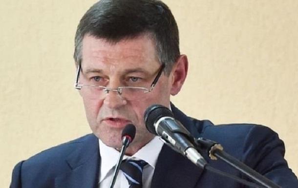 Зеленский уволил в запас еще одного чиновника СБУ