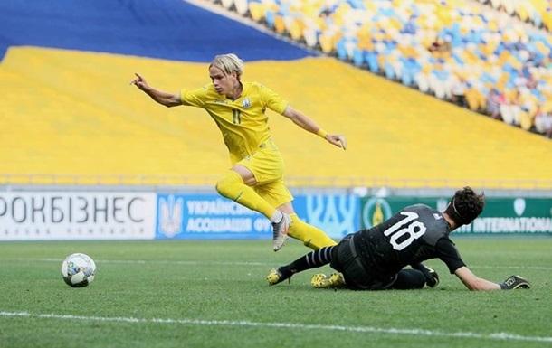 Збірна України U-21 стала переможцем Меморіалу Лобановського