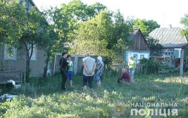 На Луганщині чоловік підірвав гранатою себе і співмешканку