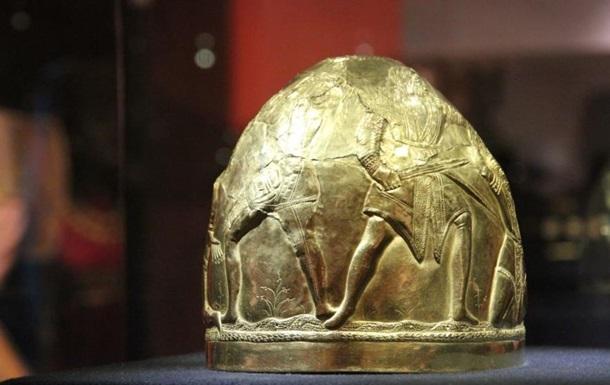 Суд Амстердама переніс дату рішення по скіфському золоту