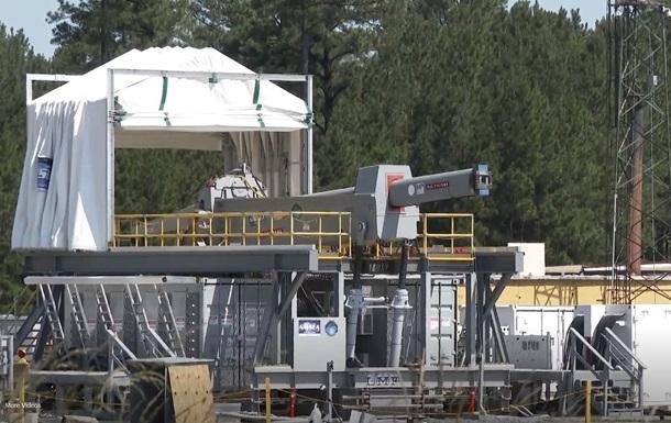 США випробували електромагнітну гармату - ЗМІ