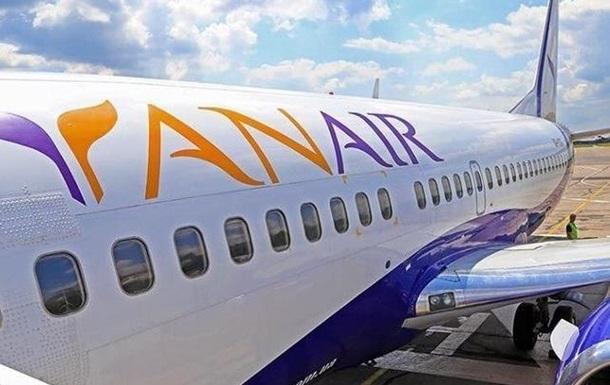 Українську авіакомпанію позбавили права на перельоти